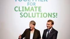 Германия и Франция са гаранти за климата