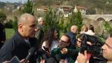 Цветанов пита дали след проверките ще получи извинение