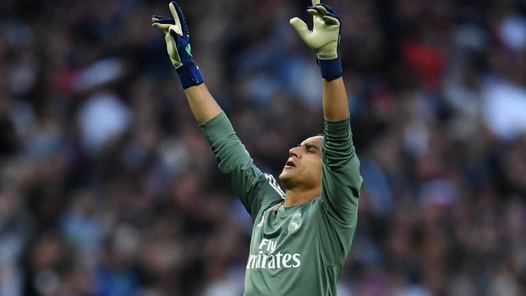 Кейлор Навас не иска повече в Реал (Мадрид)