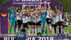 Германия триумфира с титлата на Евро 2019