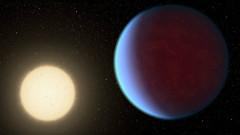 Супер-Земята 55 Cancri вероятно има атмосфера