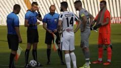 Локомотив (Пловдив) - Славия 0:1 (Развой на срещата по минути)