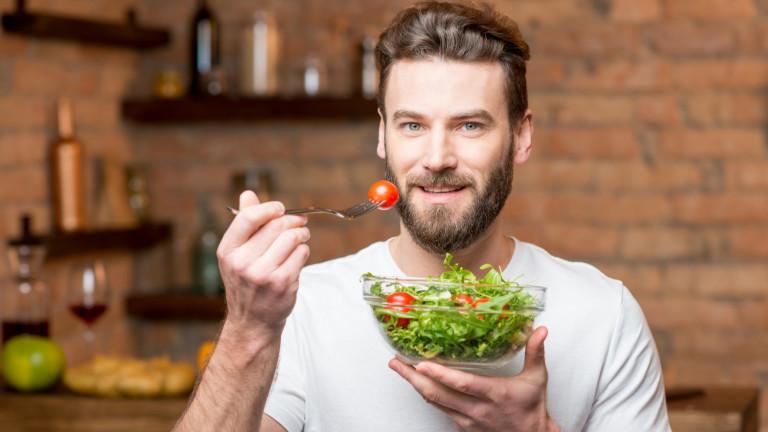 Всички знаем колко полезно е да ядем плодове и зеленчуци.
