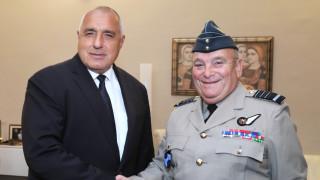 Борисов доложи на НАТО, че сме решени да повишаваме военните разходи