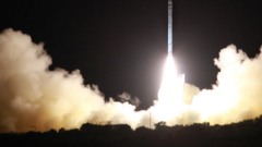 Израел изстреля нов шпионски сателит