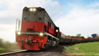 """Жп връзка """"Изток – Запад"""" - най-ефективна за превоз на стоки между Европа и Азия"""