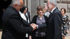 Борисов и Ван дер Белен обсъдиха положението на Балканите