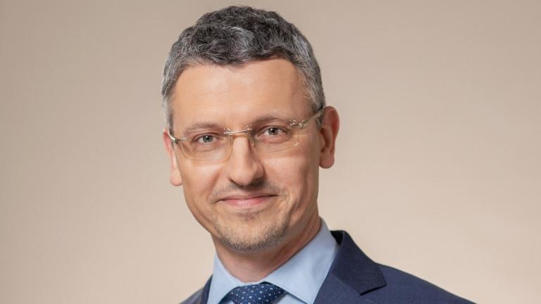 Снимка: За първи път българин ще бъде мениджър на Schneider Electric у нас и на още 3 пазара