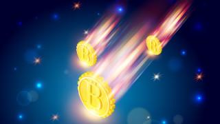 Водени от Bitcoin и Ethereum, криптовалутите полетяха надолу