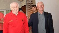 Аспарух Никодимов: Дайте шанс на Христо Янев, дано ме мине по успехи начело на ЦСКА