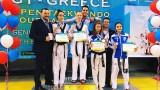 """България обра медалите на """"Гърция Оупън"""""""