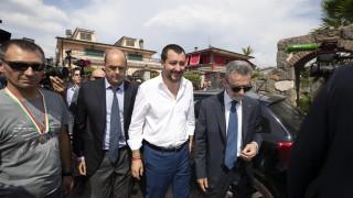 Италия призовава за мигрантски центрове южно от Либия