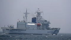 Обявиха за загинали, изчезналите в инцидент над Япония петима американски военни