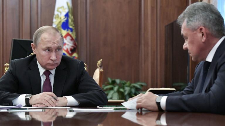 Русия трябвало да разработи нови ракети до 2021-а, за да противостои на САЩ
