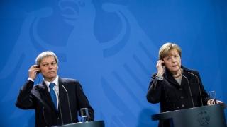 Меркел настоя за спасяване на Шенген на всяка цена, трябвала обща политика на ЕС за бежанците