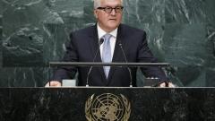 Щайнмайер призова да се запази териториалната цялост на Сирия