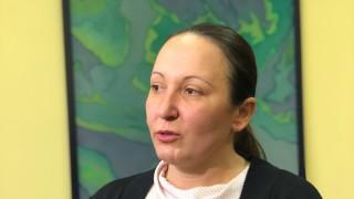 Евгения Раданова: Тренировъчната зала на Зимния дворец ще бъде ремонтирана