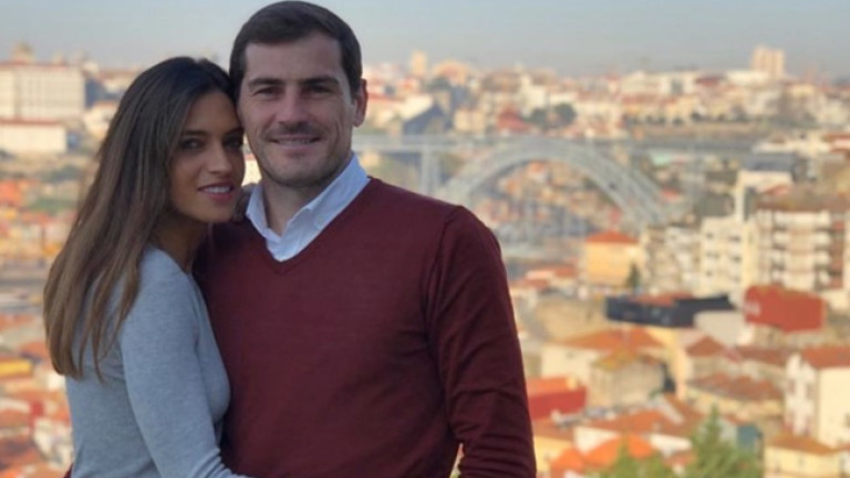 Съпругата на Икер Касияс Сара Карбонеро призна, че има рак