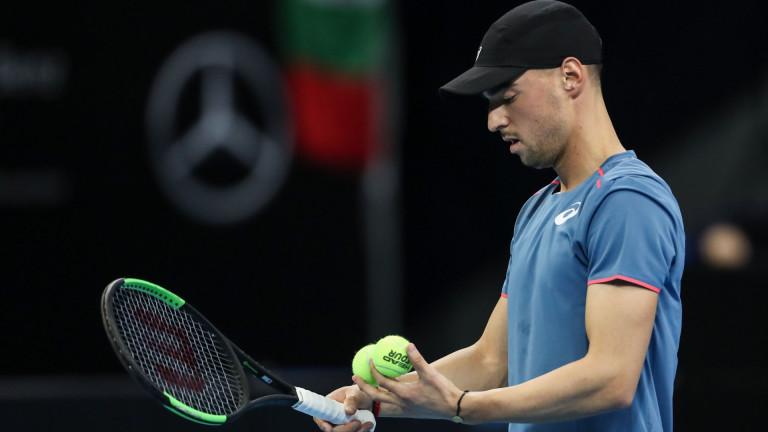 Димитър Кузманов се класира за втория кръг в Острава