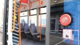 Автобус и трамвай се удариха в София