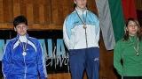 Ралица Иванова спечели бронзов медал на европейското по борба