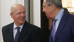 Русия е готова да работи с НАТО по въпросите за сигурността, заяви Сергей Лавров