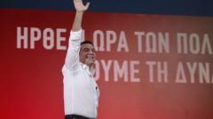 Ципрас не изключва предсрочни парламентарни избори след евровота
