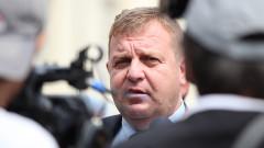 Каракачанов с внимание следи разговорите в Скопие