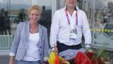 Мария Гроздева: Самуил Донков трябва да се занимава само със спорт