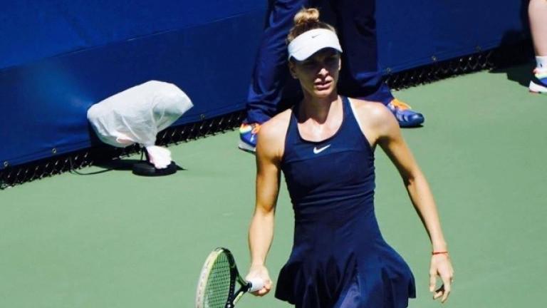 Сесил Каратанчева отпадна на полуфиналите в САЩ