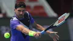 Григор Димитров загуби от Андрей Рубльов и приключи с ATP 500 в Пекин