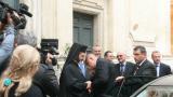 Борисов пожела Рим да ни върне частица от мощите на Свети Кирил
