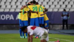 Бразилия продължава да громи на Копа Америка