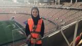 Да сбъднеш своята мечта, да си на стадиона: Сара Алкашгари с интервю за ТОПСПОРТ