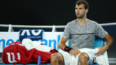 Григор Димитров е №13 в света