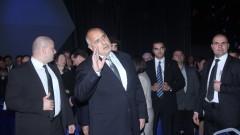Борисов посрещнат с аплодисменти на конгреса на ГЕРБ