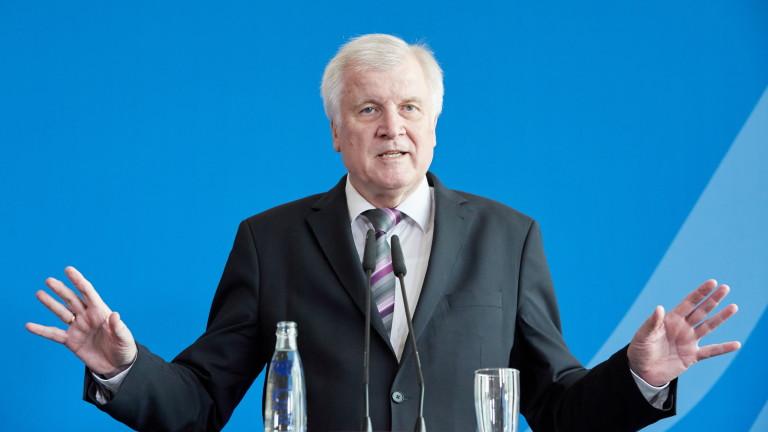 Лидерът на по-малкия коалиционен партньор на канцлера Ангела Меркел -