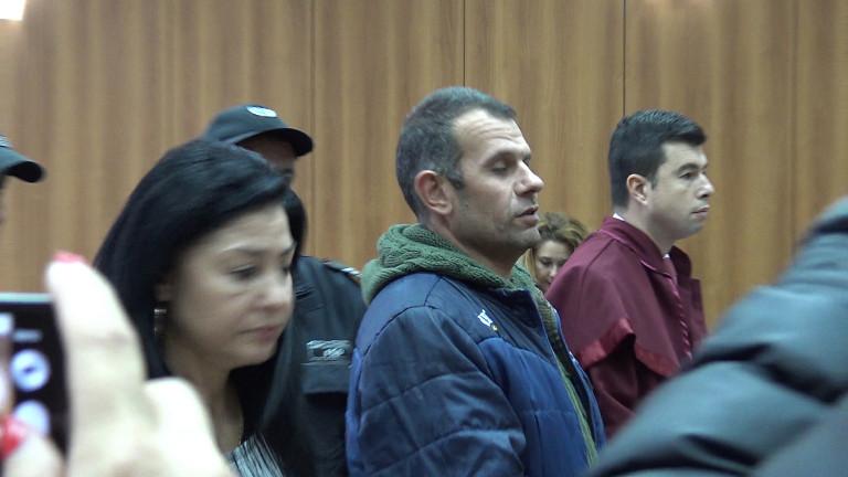 Пловдивският апелативен съд остави в ареста бившия рейнджър Светослав Каменов,