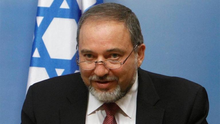 Израелският министър на отбраната Авигдор Либерман обяви, че Израел строи