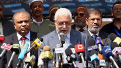 """Египетското правителство напълно заличи """"Мюсюлмански братя"""""""