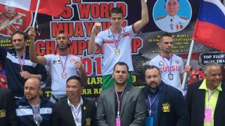 Най-младият световен шампион по муай тай се завръща в България