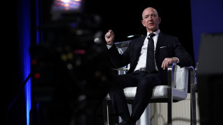 Решение на Пентагона повиши богатството на Безос до рекордните $211 милиарда
