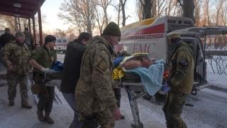 Тежките боеве в Източна Украйна продължават