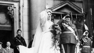 Нацистките съпруги - жените до Гьоринг, Гьобелс, Хес...
