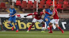 Поредна спорна дузпа и Арда взе точка от ЦСКА в продължението на мача