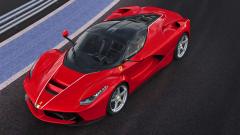 Хибридно LaFerrari продадено за рекордните $7 милиона