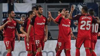 """Минимален успех за Севиля на """"Олимпико"""", проблемите за Индзаги нямат край"""