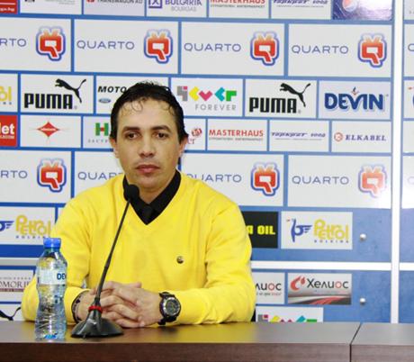 Тони Велков: Черноморец за мен е крачка напред