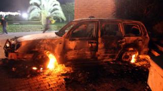 50 души са задържани за атаката срещу консулството на САЩ в Бенгази