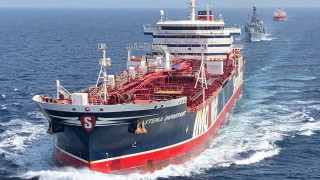 Shell отказва да прекарва танкери под британски флаг през Ормуз